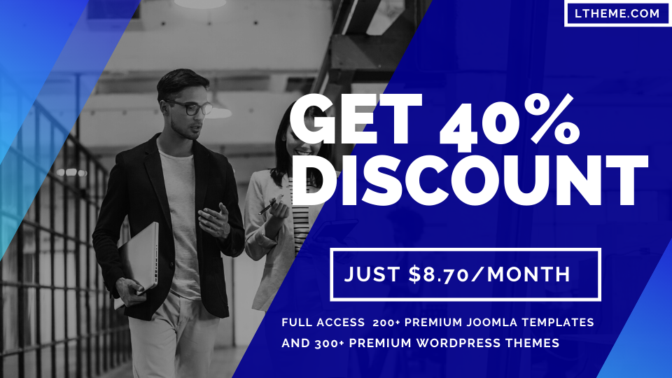 Ltheme Coupon 60% discount