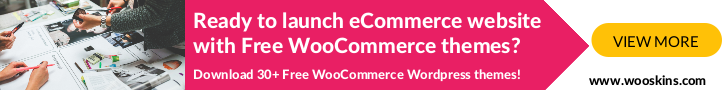 WooSkins - Free WooCommerce WordPress themes