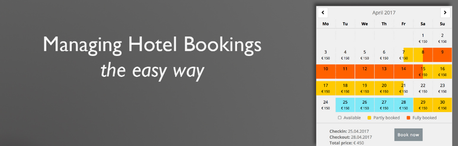 Top Necessary Calendar Booking WordPress Plugin in 2021