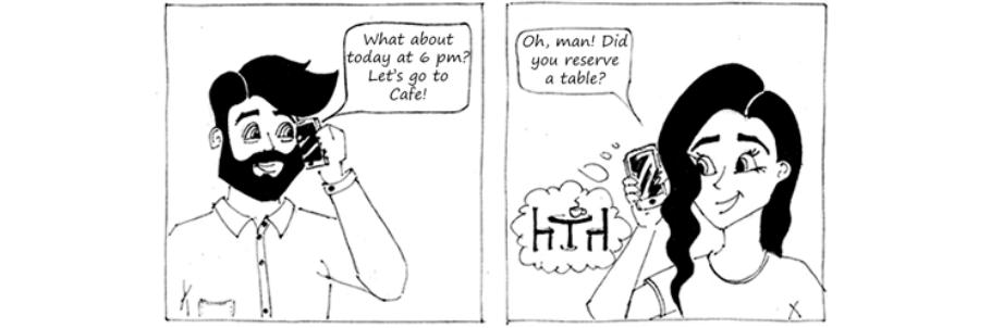 Table Reservation - Restaurant Reservations
