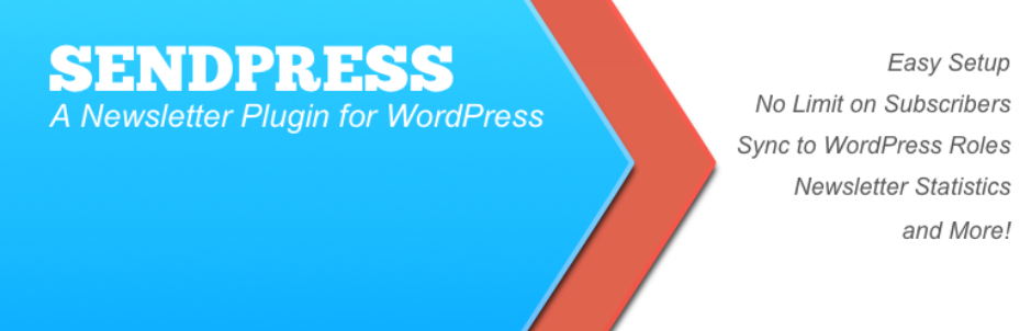 SendPress Newsletters - Wordpress Email Newsletter plugin