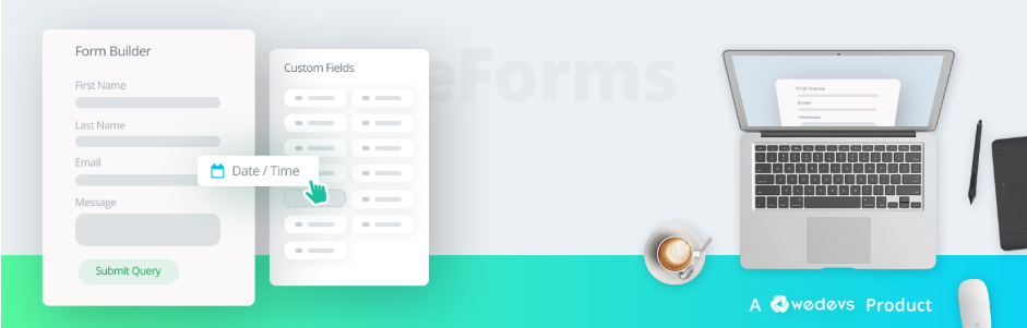 weForms – Best Contact Form Plugin for WordPress