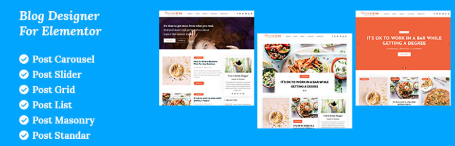 Top 10 Best Blog Design WordPress plugin in 2021