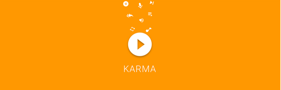 Karma Music Player by Kadar
