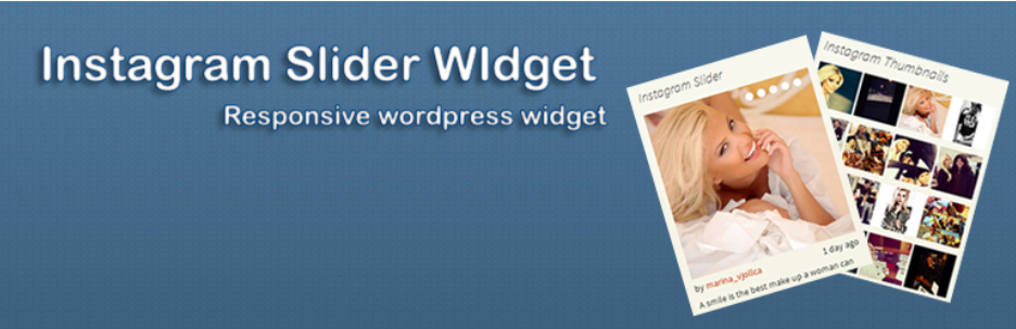 Instagram Slider Widget _ WordPress.org
