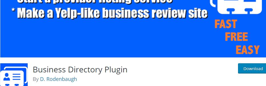 Business Directory Plugin _ WordPress.org