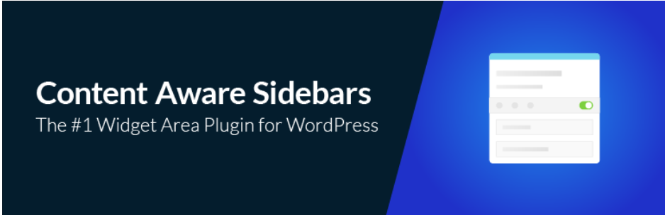 Content Aware Sidebars – Unlimited Widget Areas _ WordPress.org