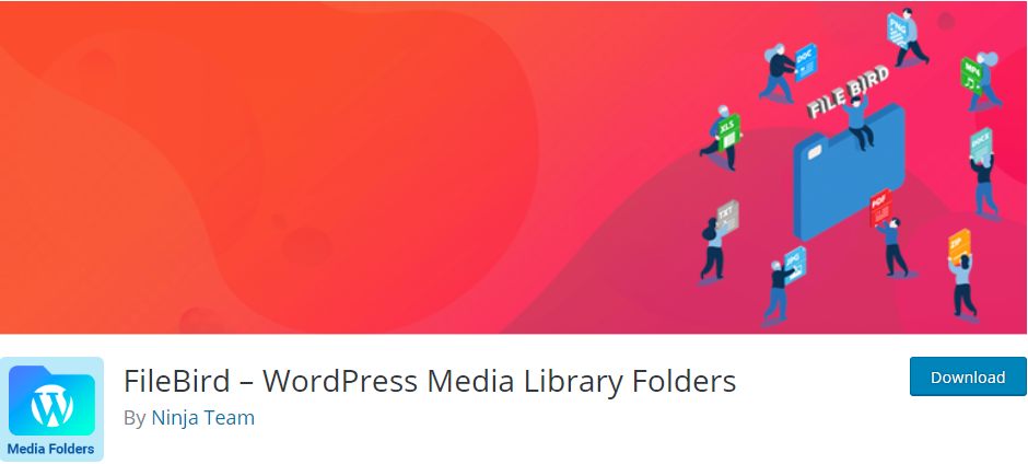 WordPress Folder Plugin