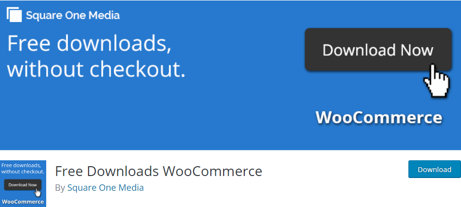 WordPress Downloads Manager plugin