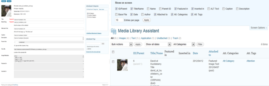 Media Library Assistant _ WordPress.org
