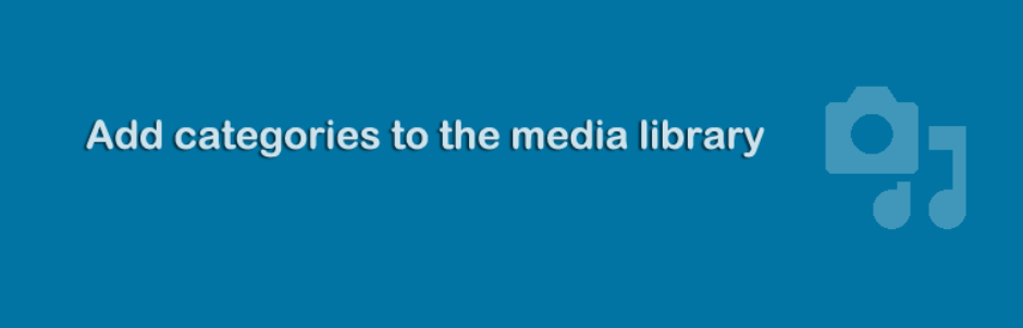 Media Library Categories _ WordPress.org