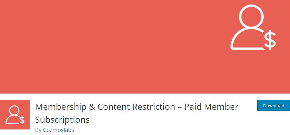 WordPress Paid plugin