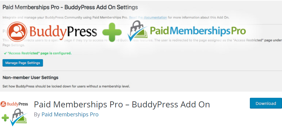 WordPress Paid plugin