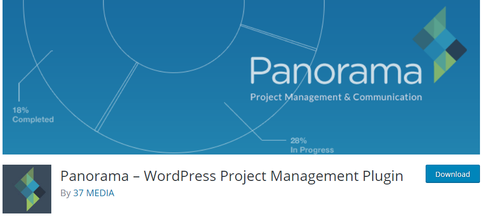 WordPress Project Management plugin