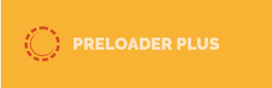 Preloader Plus – WordPress Loading Screen Plugin _ WordPress.org
