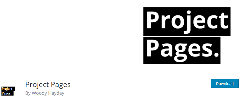 WordPress Project Management plugin