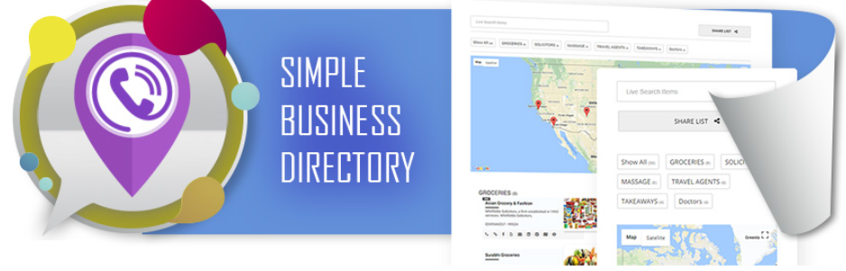 Simple Business Directory with Maps _ WordPress.org