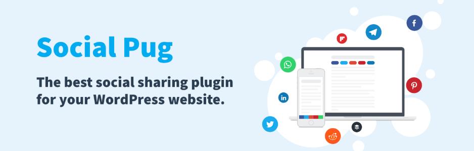 Social Sharing Buttons – Social Pug _ WordPress.org
