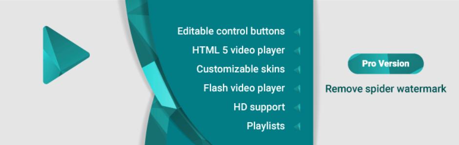 Spider Video Player _ WordPress.org