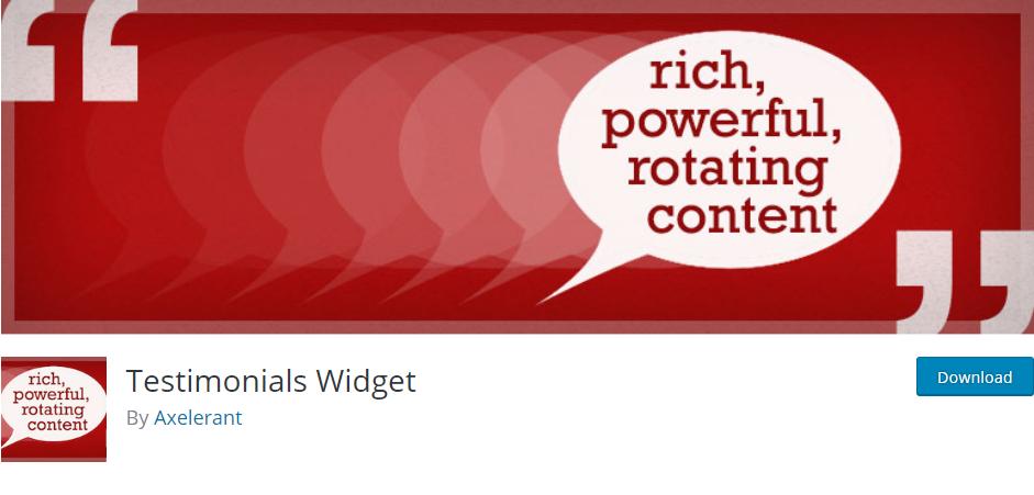 WordPress Widget plugin