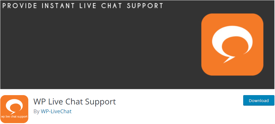 WordPress Live Chat plugin