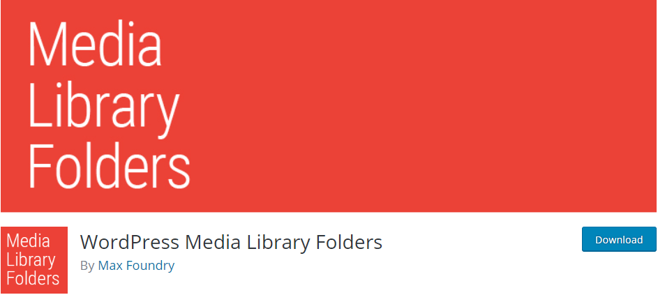 WordPress Folder Plugin