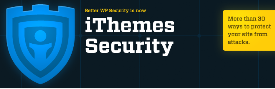 iThemes Security (formerly Better WP Security) _ WordPress.org