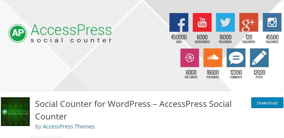 WordPress Counter plugin