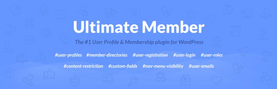Ultimate Member – User Profile & Membership Plugin _ WordPress.org