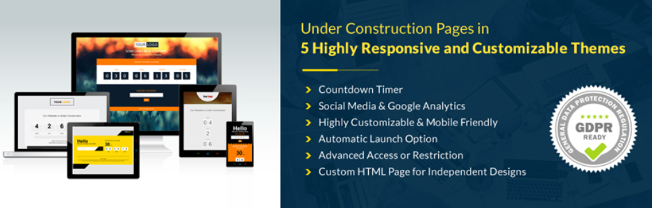Under Construction _ Maintenance Mode from Acurax _ WordPress.org