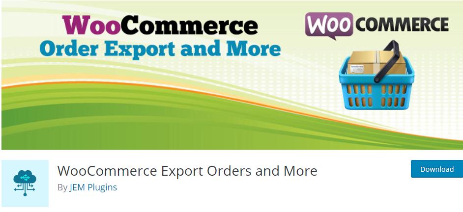 WordPress Export plugin