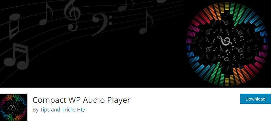 WordPress Audio plugin