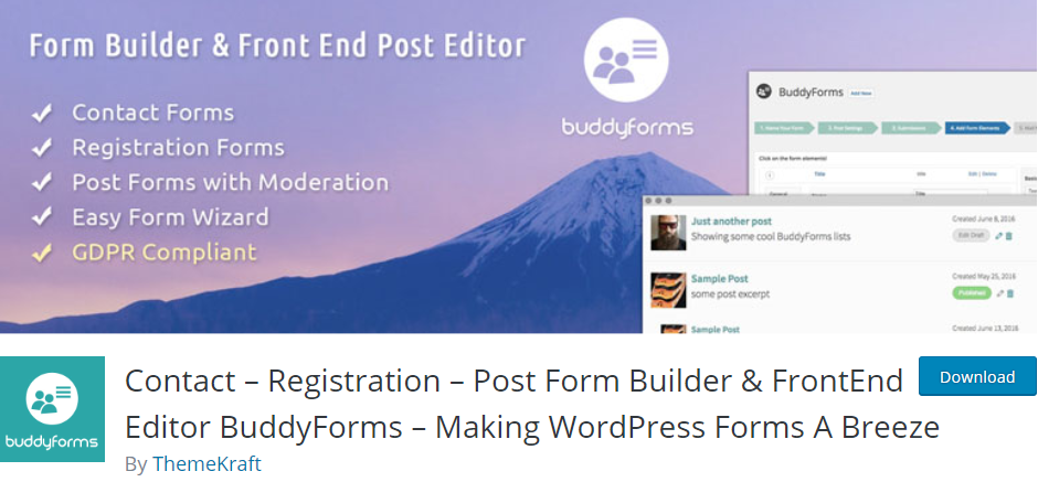 List 14 Free WordPress Registration plugin in 2019 - JustFreeWPThemes
