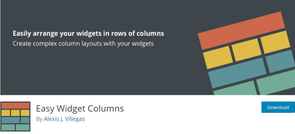 WordPress Column plugin