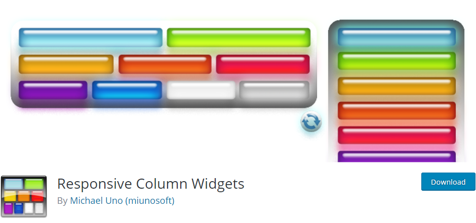 WordPress Column plugin