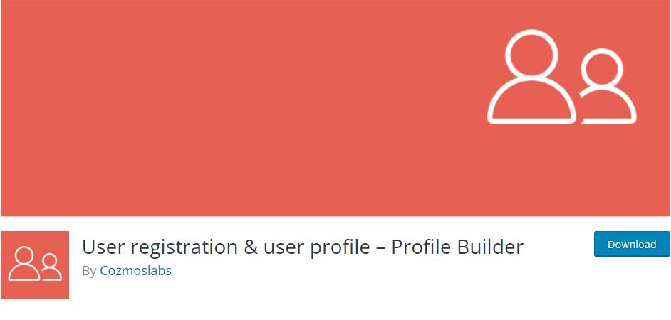 WordPress Registration plugin