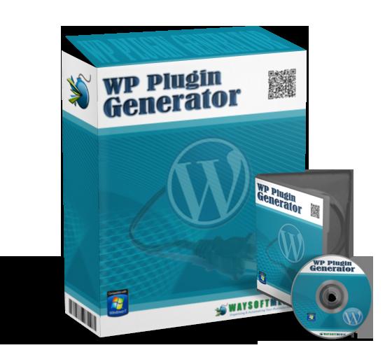 WordPress Generator plugin