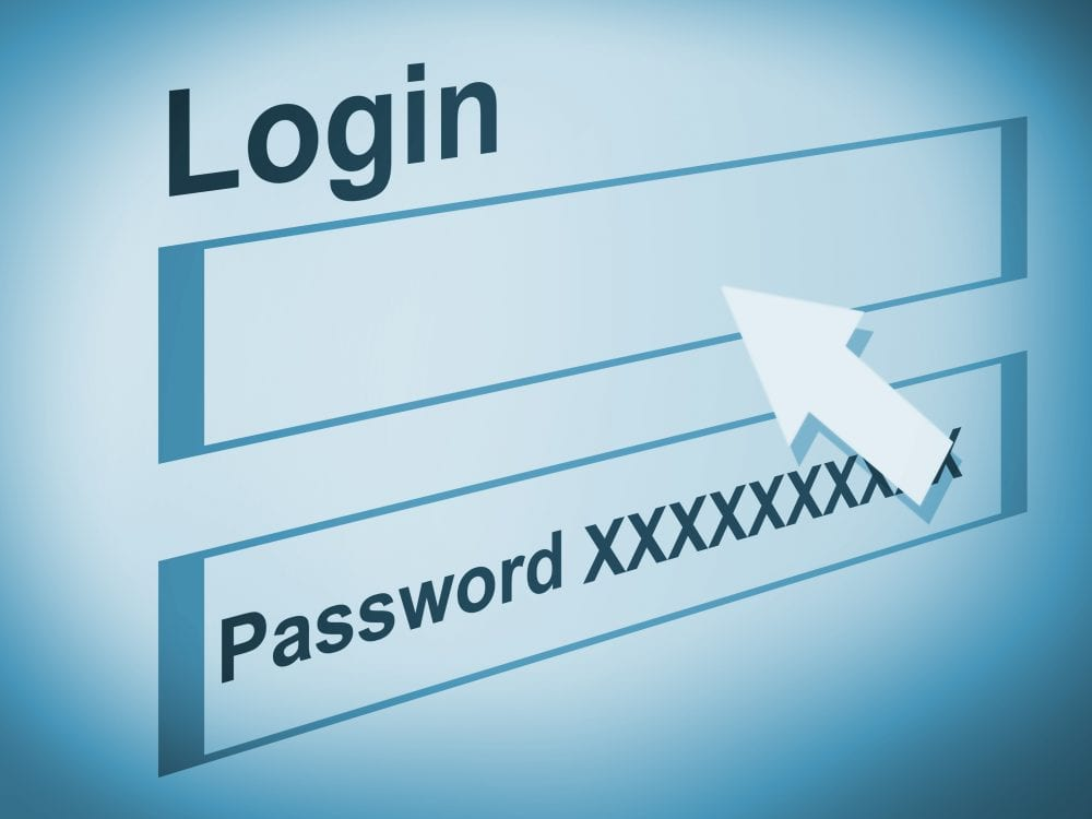WordPress Login Page plugin