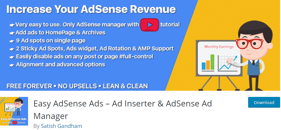 wordpress advertising plugin