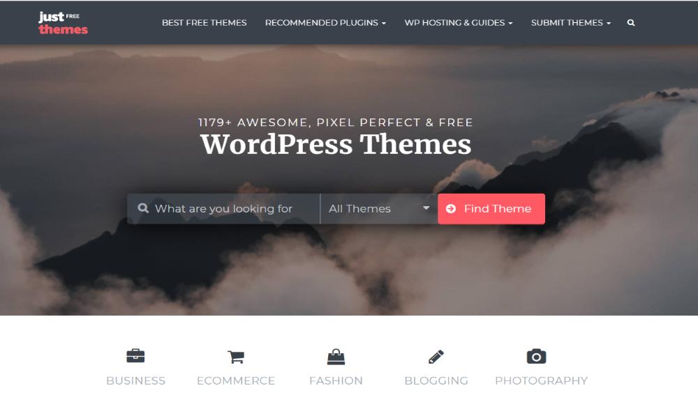 Where can I get free WordPress Themes?