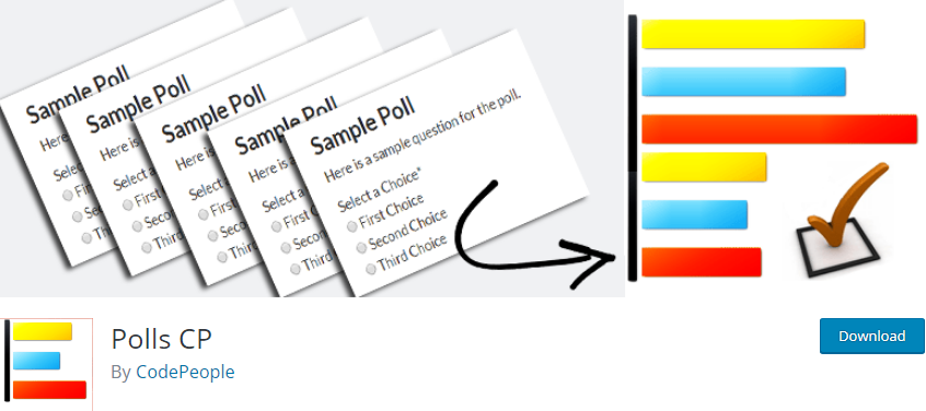 wordpress poll plugin