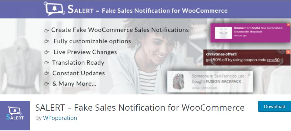 wordpress sales plugin
