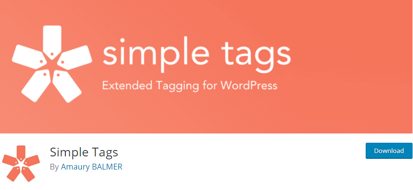WordPress Tags plugin
