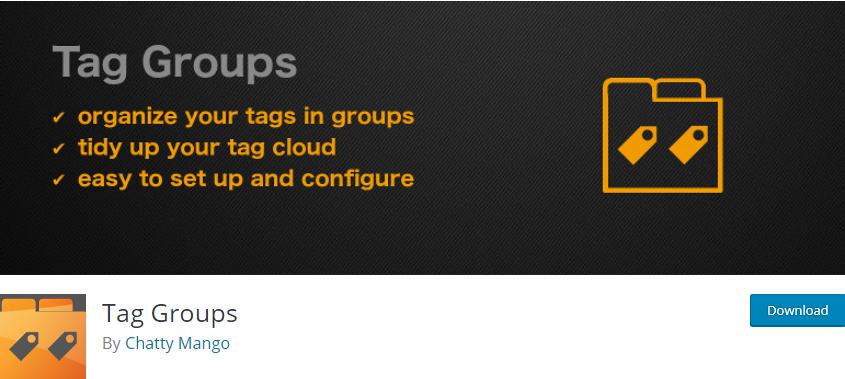 WordPress Tags plugin