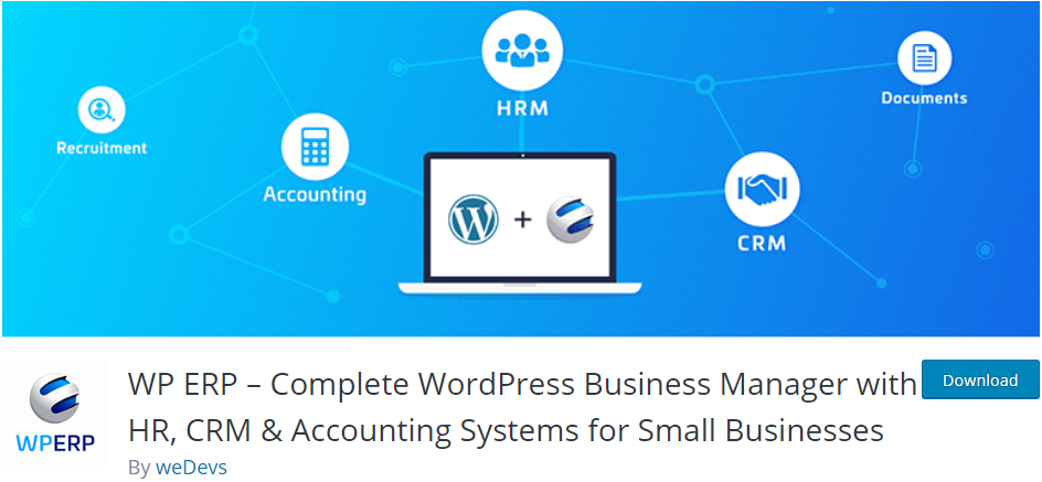 wordpress accounting plugin