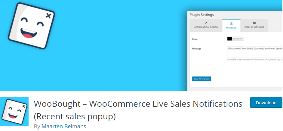 wordpress sales plugin