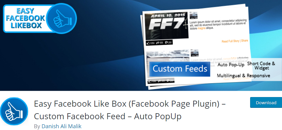 easy-facebook-likebox