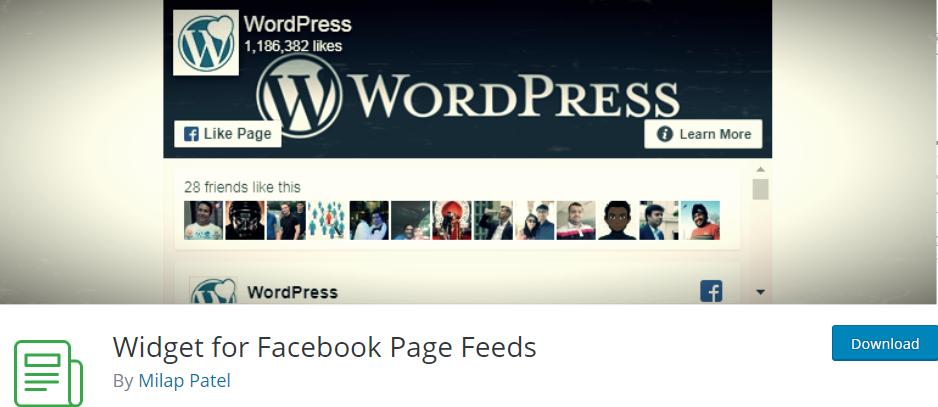 widget-for-facebook