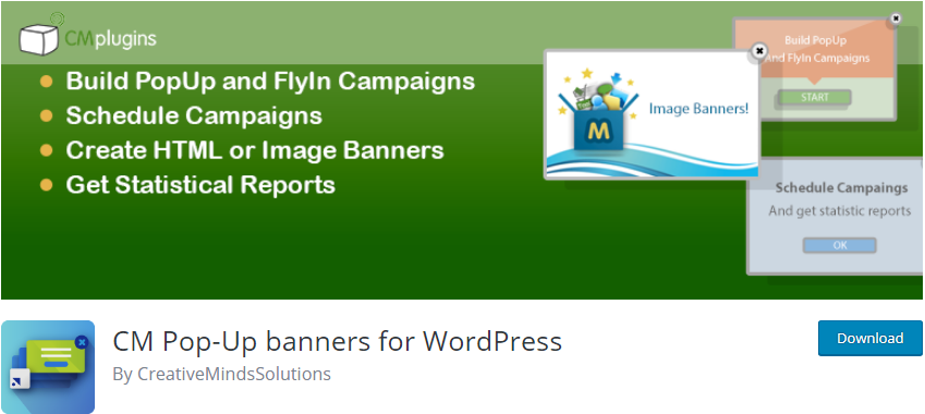 WordPress Banner plugin