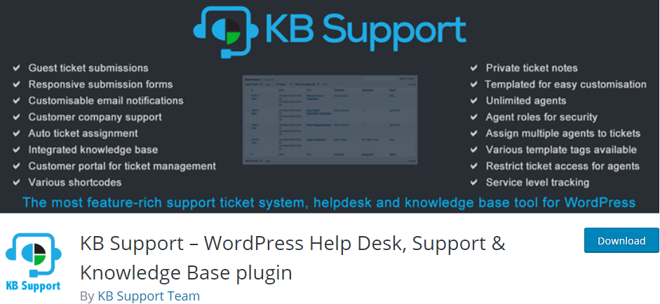 WordPress Knowledge Base plugin